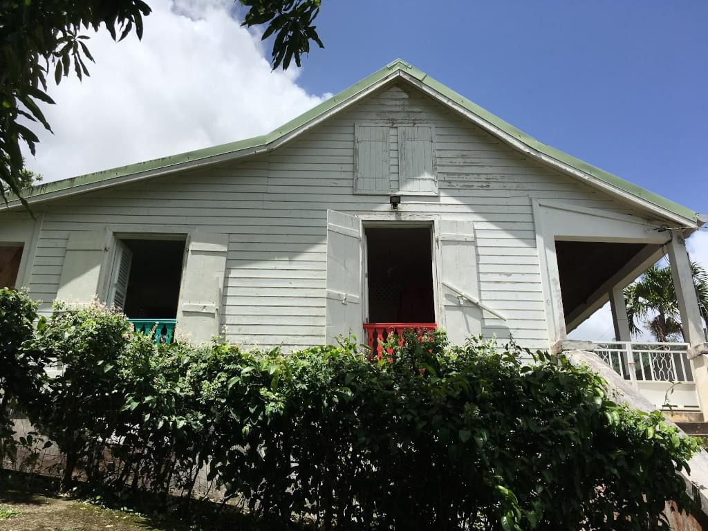 Maison créole Guadeloupe